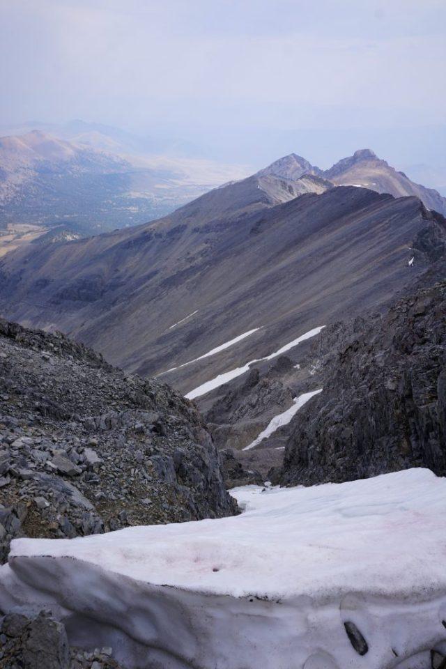 North Face Borah Peak