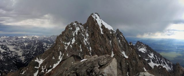 Grand Teton from Middle
