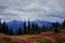 Glacier Peak Fall Colors