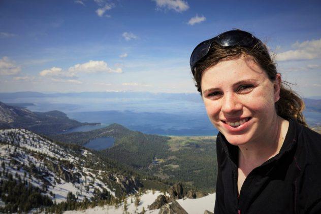 Kylie Tahoe Portrait