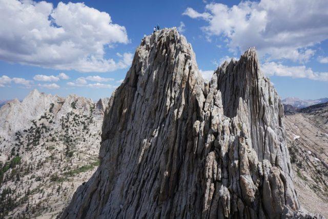 Matthes Crest Summits