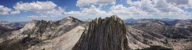 Matthes Crest Summit Views