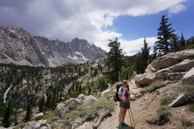 Kearsage Pass Trail