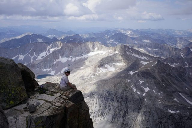 Middle Palisade Summit