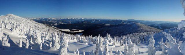 Grassy Mountain Panorama