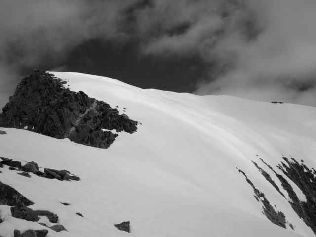 Gannet Summit Ridge