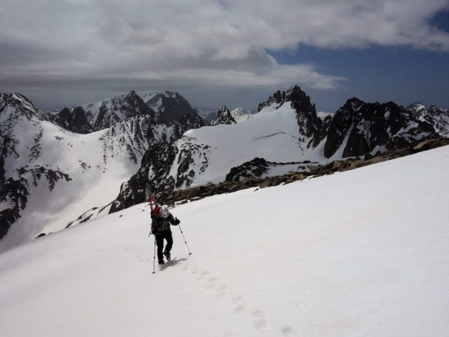 Gannet Hiking