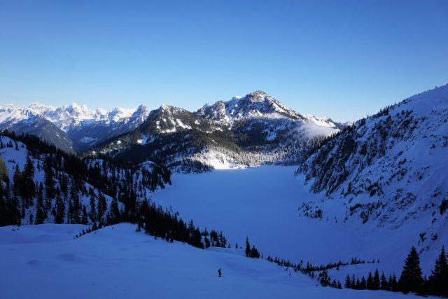 To Snow Lake
