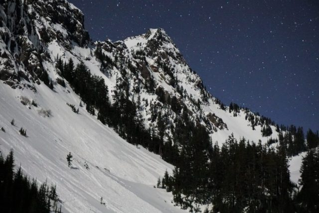 Kaleetan Peak Night
