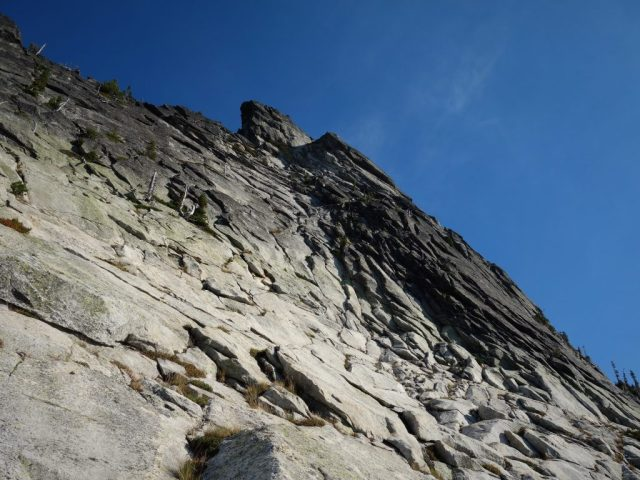 Harrison Peak South Face