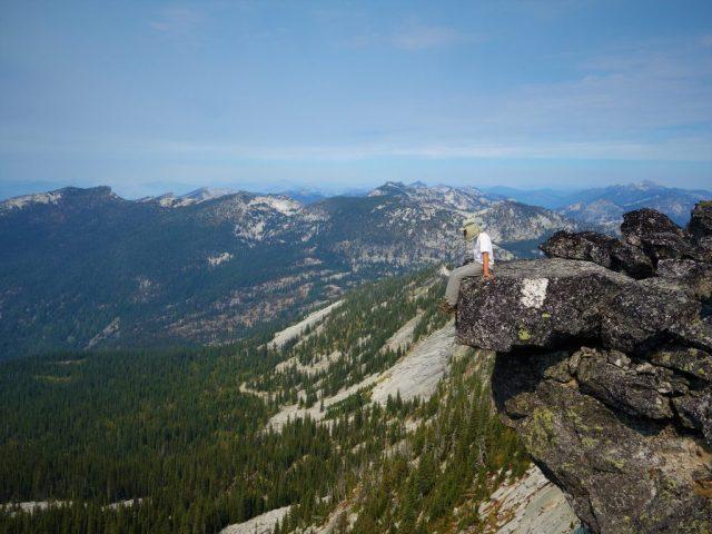 Harrison Peak Summit