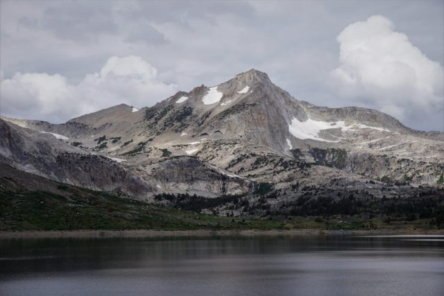 Saddlebag Lake
