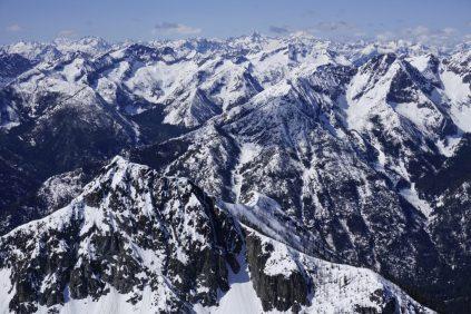 Glacier Peak Wilderness