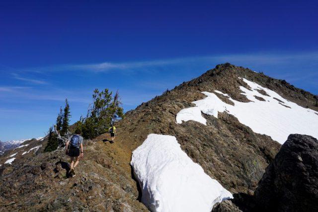 Teanaway Ridge