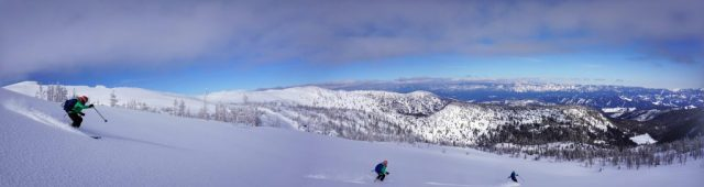 Kylie Shred Pano