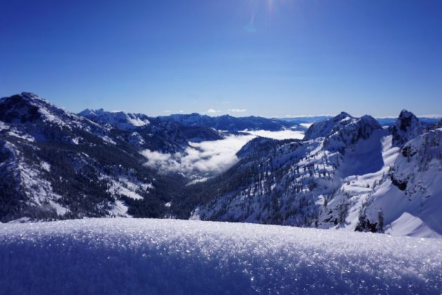 Alpental Valley