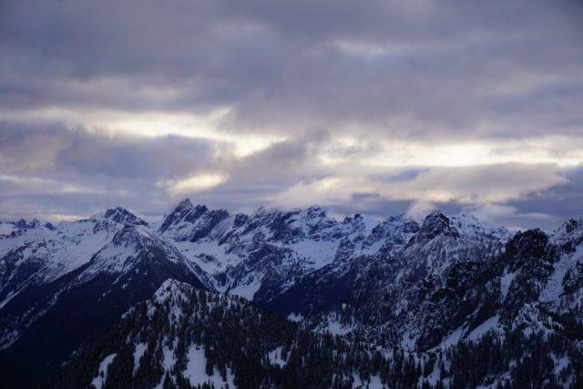 Alpine Lakes Crest