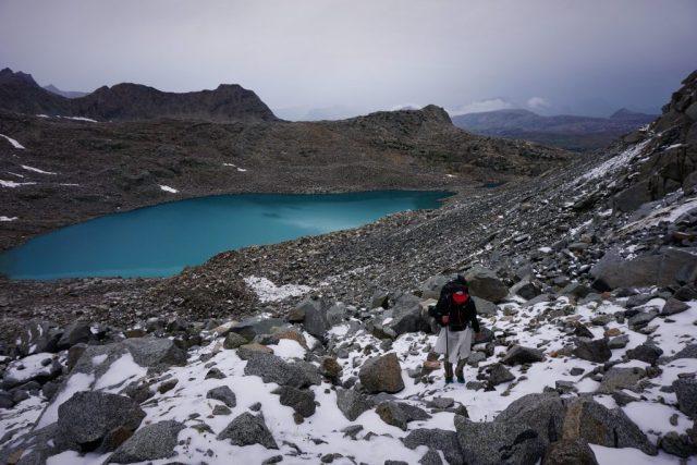 Alpine Col