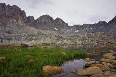 Upper Dusy Basin