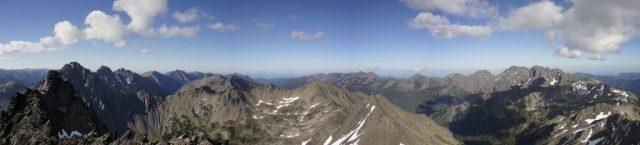 Mt. Mystery