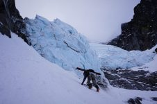 Lower Ice Cliff