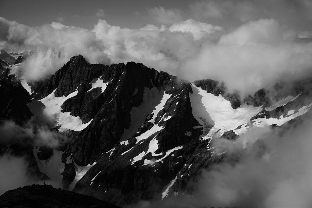 Sahale Glacier Camp