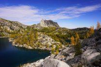 Prusik Peak over Inspiration Lake.