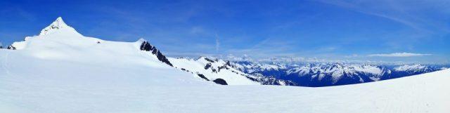 Sulphide Glacier Pano