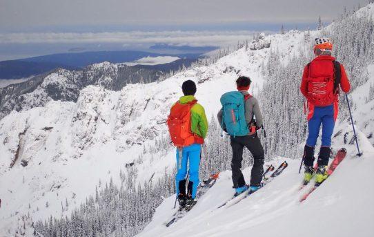 B Peak Ski Tour