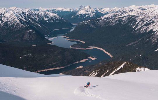 Ruby Mountain Ski Tour