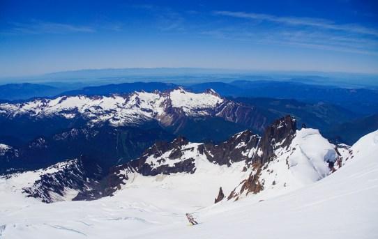 Mt. Baker, Squak Glacier