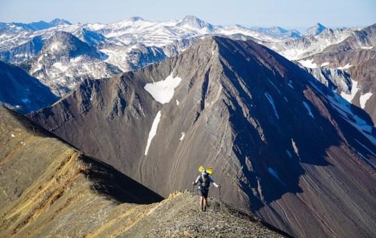Wallowa High Route