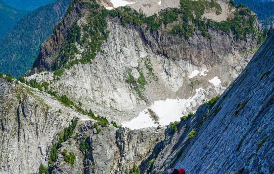 Vesper Peak, The Ragged Edge (5.7)
