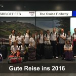 Gute Reise ins 2016