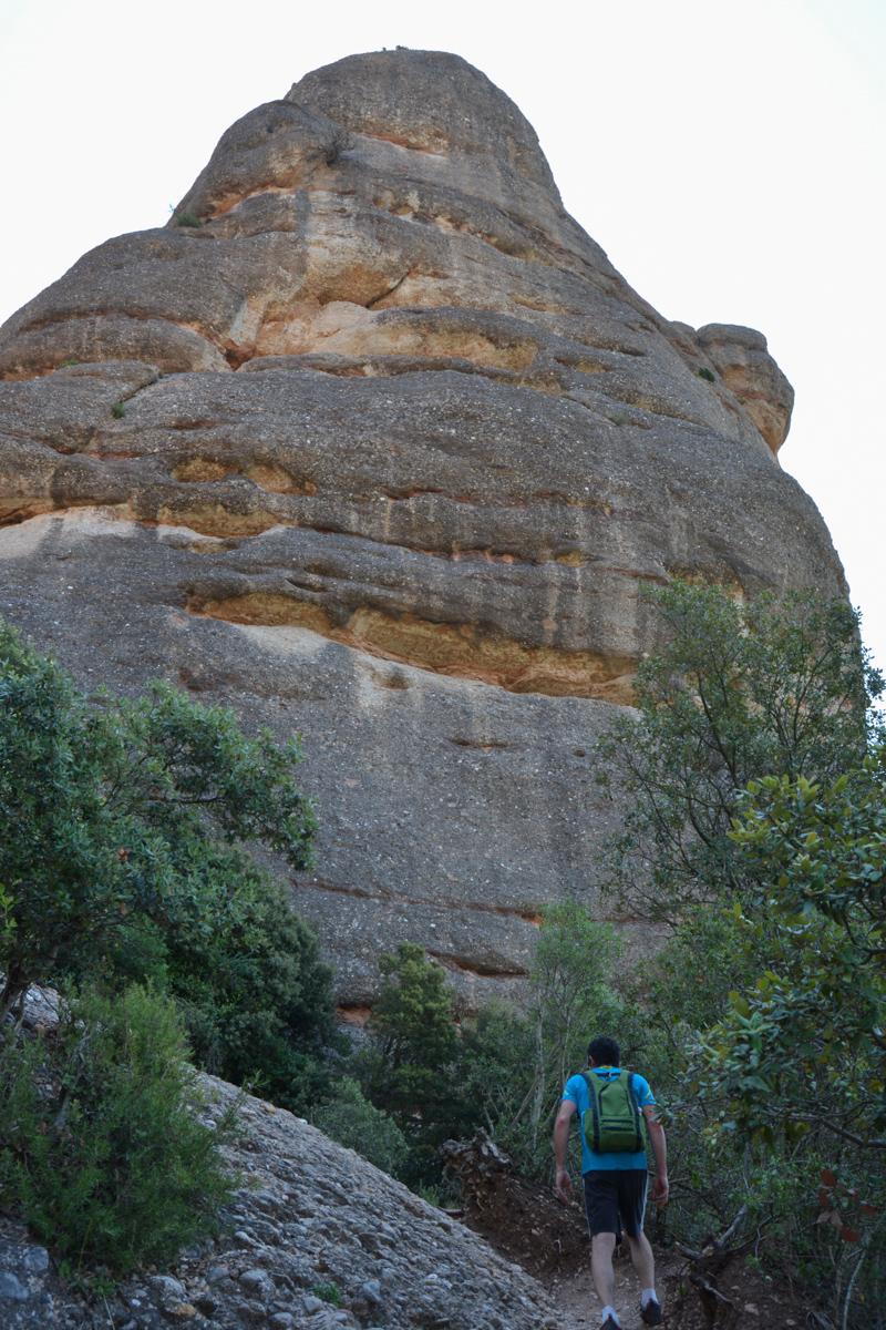 Travessa Agulles i Frares Encantats, Montserrat 4