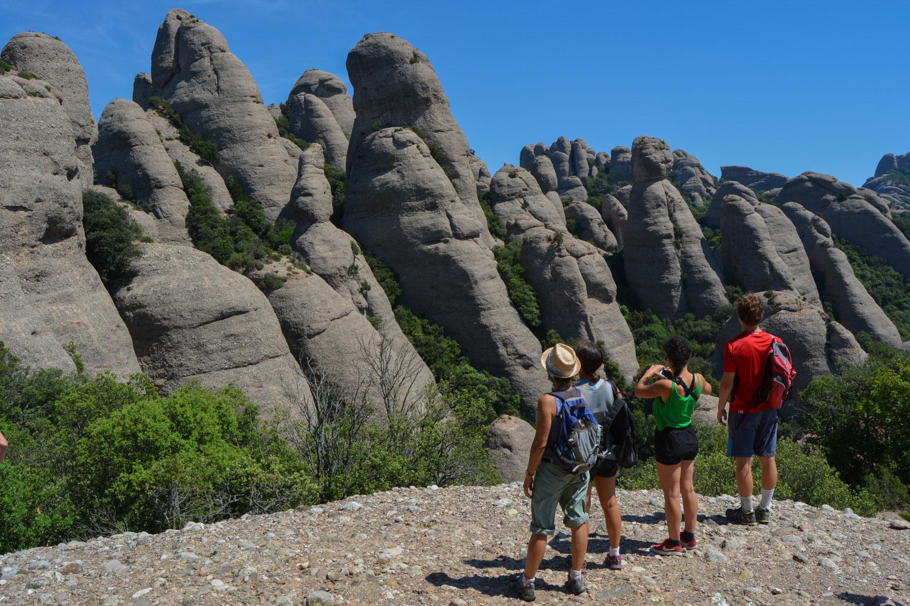Travessa Agulles i Frares Encantats, Montserrat 13