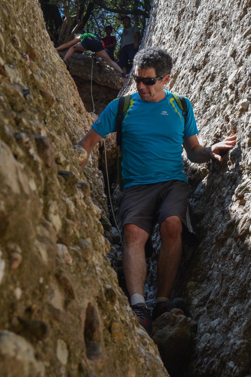 Travessa Agulles i Frares Encantats, Montserrat 15