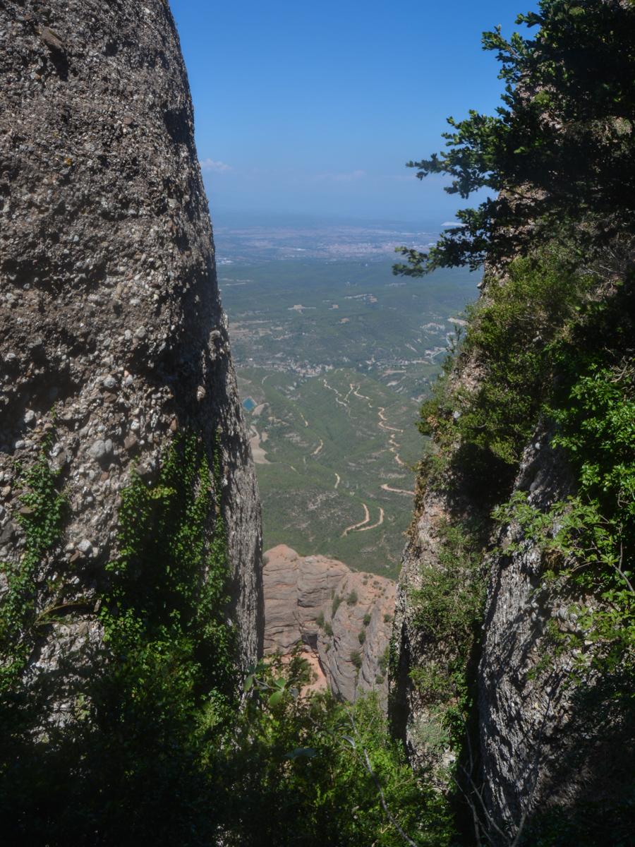 Travessa Agulles i Frares Encantats, Montserrat 21