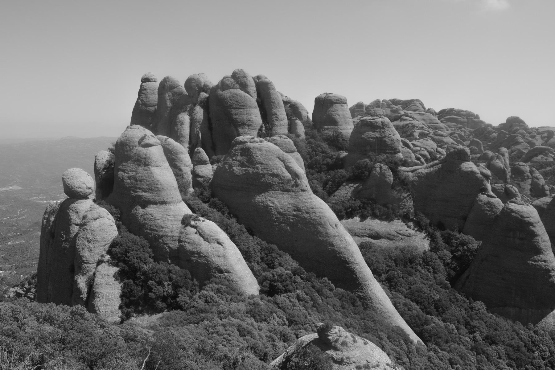 Travessa Agulles i Frares Encantats, Montserrat 22
