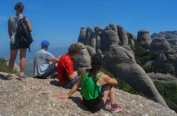 Travessa Agulles, Montserrat 2