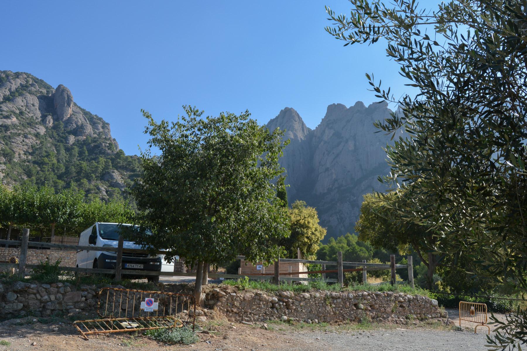 Cami de les Dames, Montserrat 2