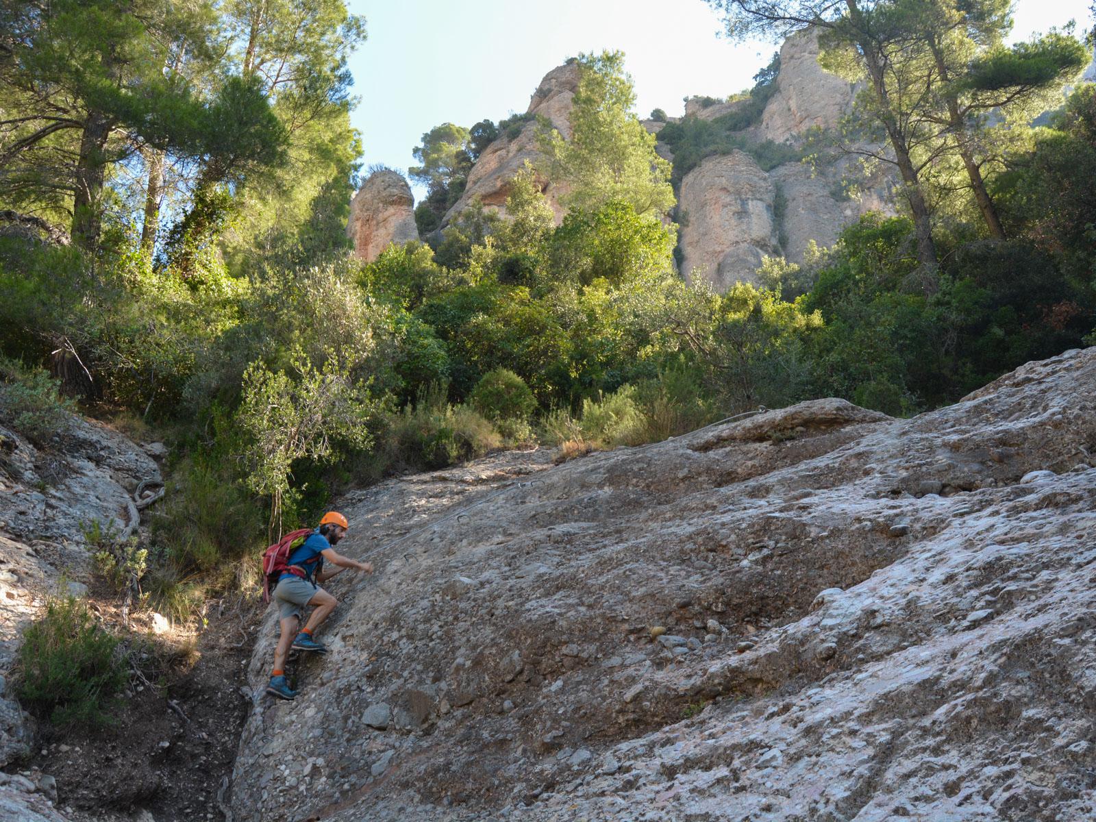 Cami de les Dames, Montserrat 5