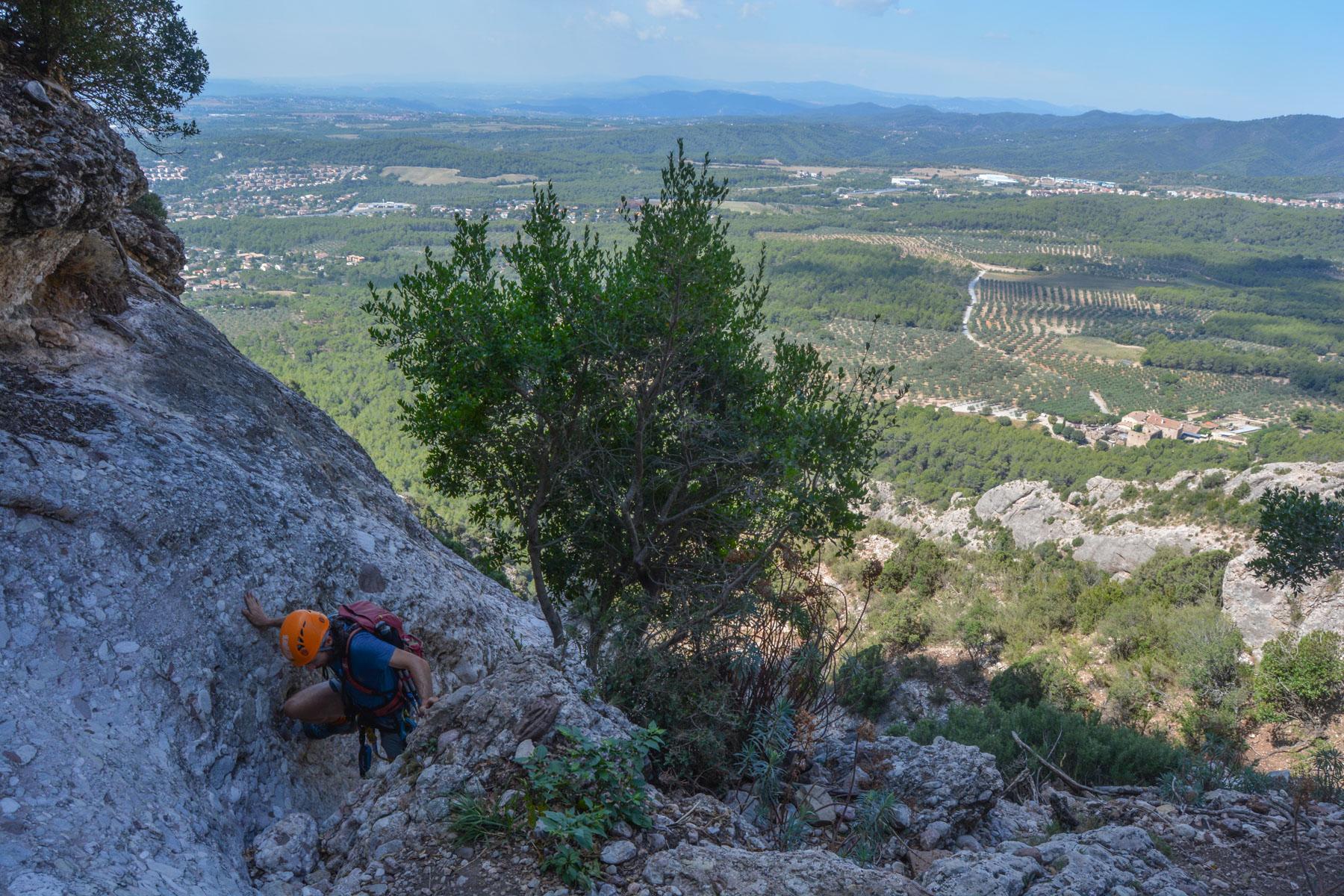 Cami de les Dames, Montserrat 20