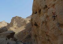 Tawyian Crag, Ras Al Khaimah, Émirats 15