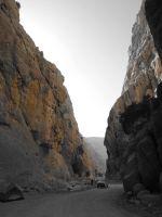 Dibba Climbing, Wadi Khab El Shamis, Musandam, Oman 20
