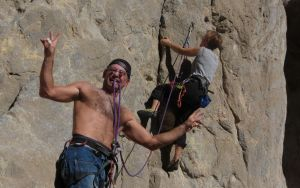 Dibba Climbing, Wadi Khab El Shamis, Musandam, Oman 25