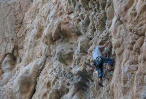 Dibba Climbing, Wadi Khab El Shamis, Musandam, Oman 56