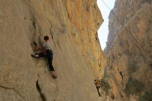 Dibba Climbing, Wadi Khab El Shamis, Musandam, Oman 35