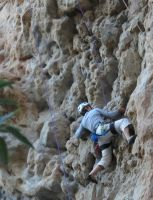 Dibba Climbing, Wadi Khab El Shamis, Musandam, Oman 57