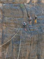 Snake canyon, Jebel Akhdar 53